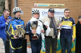 Memorial Pinelli 2015 - I risultati - G.S. Virtus Collecchio